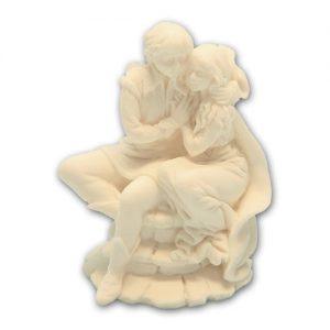 Item # 11189 - Bruidspaar Romeo & Julia - Maat 10,5 cm