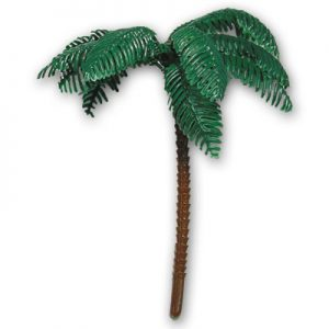 Item # 1987 - Grote Palmboom Prikkers - 144 Stuks
