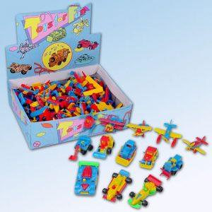 Item # 4749 - Grabbel Artikelen Plastic - ca. 4...7 cm - 100 St