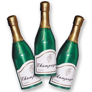 Champagne Flesjes Groot