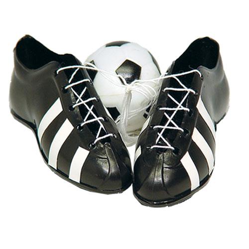 Voetbalschoenen met Bal Setje - 12 Setjes per doos