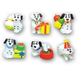 Item # 1994 - Disney's 101 Dalmatiers Pups - Ca. 5 cm - 36 St