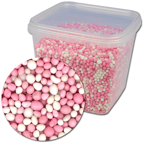 Geboorte Anijs Suiker Muisjes Mix Roze Wit 750gpot Trend Decor