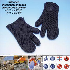 Item # 1630 - Siliconen Oven Handschoenen - 1 Paar