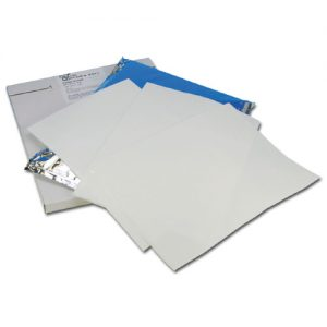 Item # 6005 - Frosty Sheets - A4