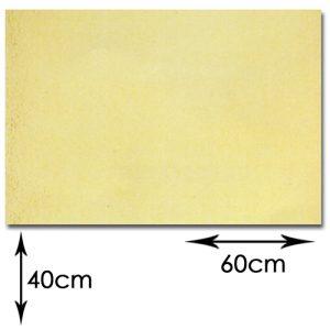 item #540069 - Goudkarton Rechthoek 60x40cm