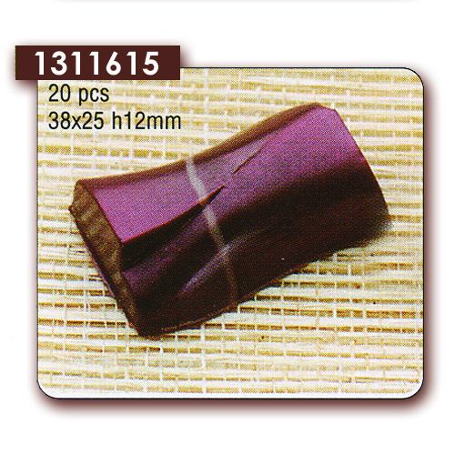 Polycarbonaat Bonbon Chocoladevorm Boomstam