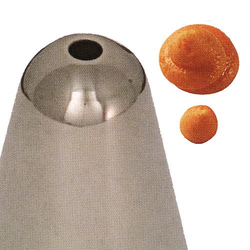 item #: 203005 - Bolletjes Spuit - Ø5 - h.50 mm. (Naadloos)