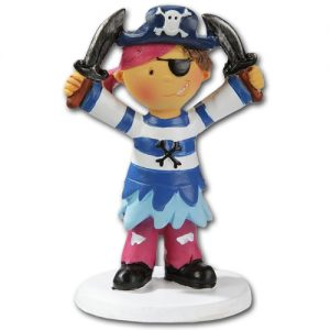 Item # 3870075 - Piraat - ca. 9 cm