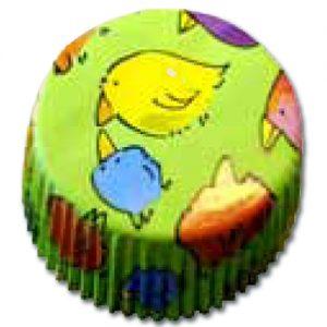 item # 501215 - CupCake vormen - Kippen