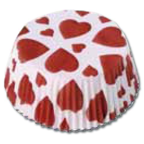 item # 501208 - CupCake vormen - Hartjes