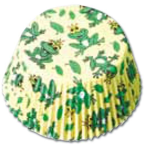 item # 501243 - CupCake vormen - Kikker Koning