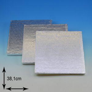 item #540109 -SWD15F- Cake Boards-lxb38,1cm-13mm(Extra Dik)- 1st