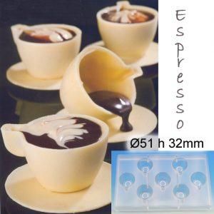 item # 1311953 - PC Bonbonvorm Espresso Kopje