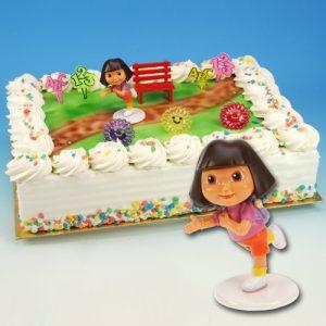 Item # 400275 - Toys: Dora - 1 figurine