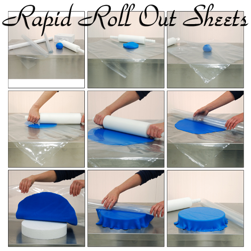 item # 842012 -Rapid Roll Out Sheets