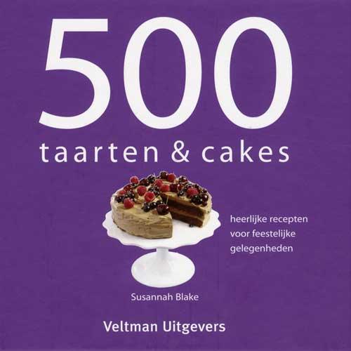 500 Taarten & Cakes-0