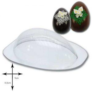 """Vivak Chocolade Mal - """"Paasei"""" - 13,5 x 9cm"""