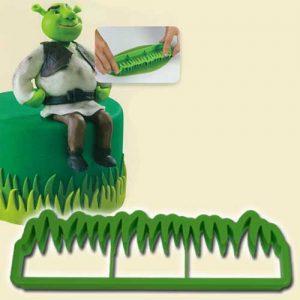 "Steker-Uitdrukker Set ""Gras"" - 1 steker op blister-0"