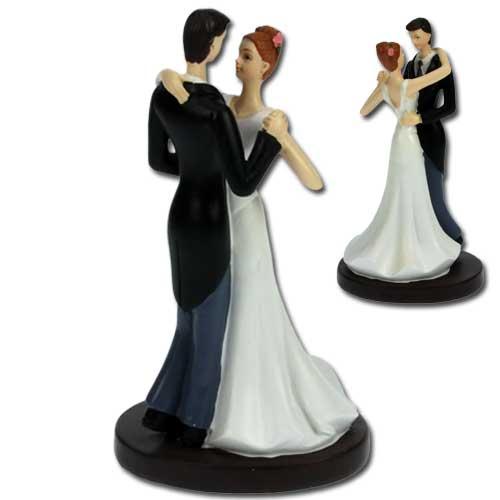 Bruidspaar Dansend - 1 stuks