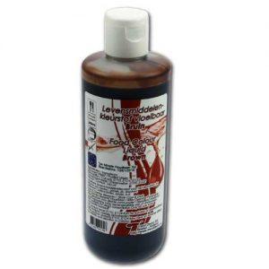Levensmiddelen Kleurstof Vloeibaar/Airbrush Bruin 240ml