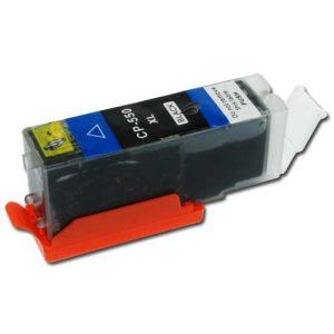 Cartridge Eetbare Inkt Zwart (Breed) - IP7250 IX6850
