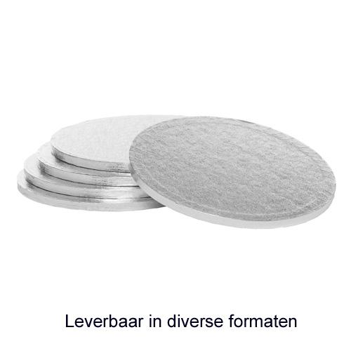 RWD Cake Board (Drum) – Rond – Dikte 13mm