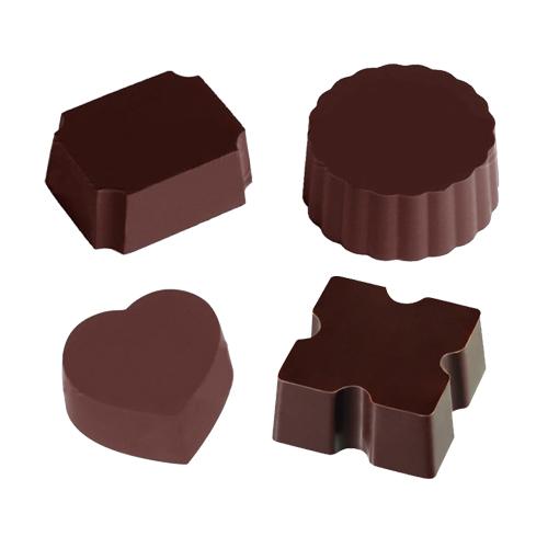 Magneet bonbon vorm – Diverse vormen