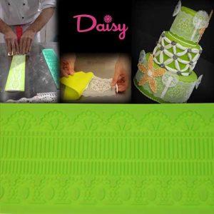 Daisy Paste siliconen mat - Fantasia