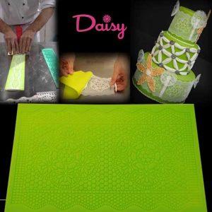Daisy Paste Siliconen mat - Fiori