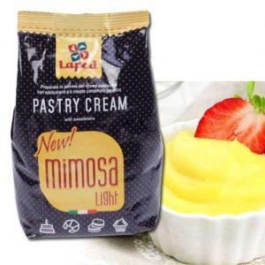 Mimosa Light Cream - Mix voor gele room light - 400 g