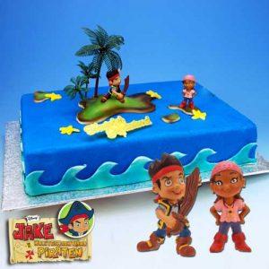 """Toys: """"Kapitein Jake & Izzy""""-0"""