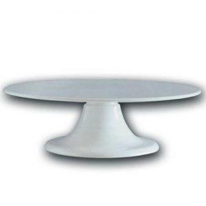 Draaiplateau - Kunststof Ondervoet 18cm bovenplaat 25 cm - 1 stuks-0
