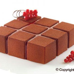 "Siliconflex Siliconen Bakvorm ""Cubik"" (Torta Flex)"