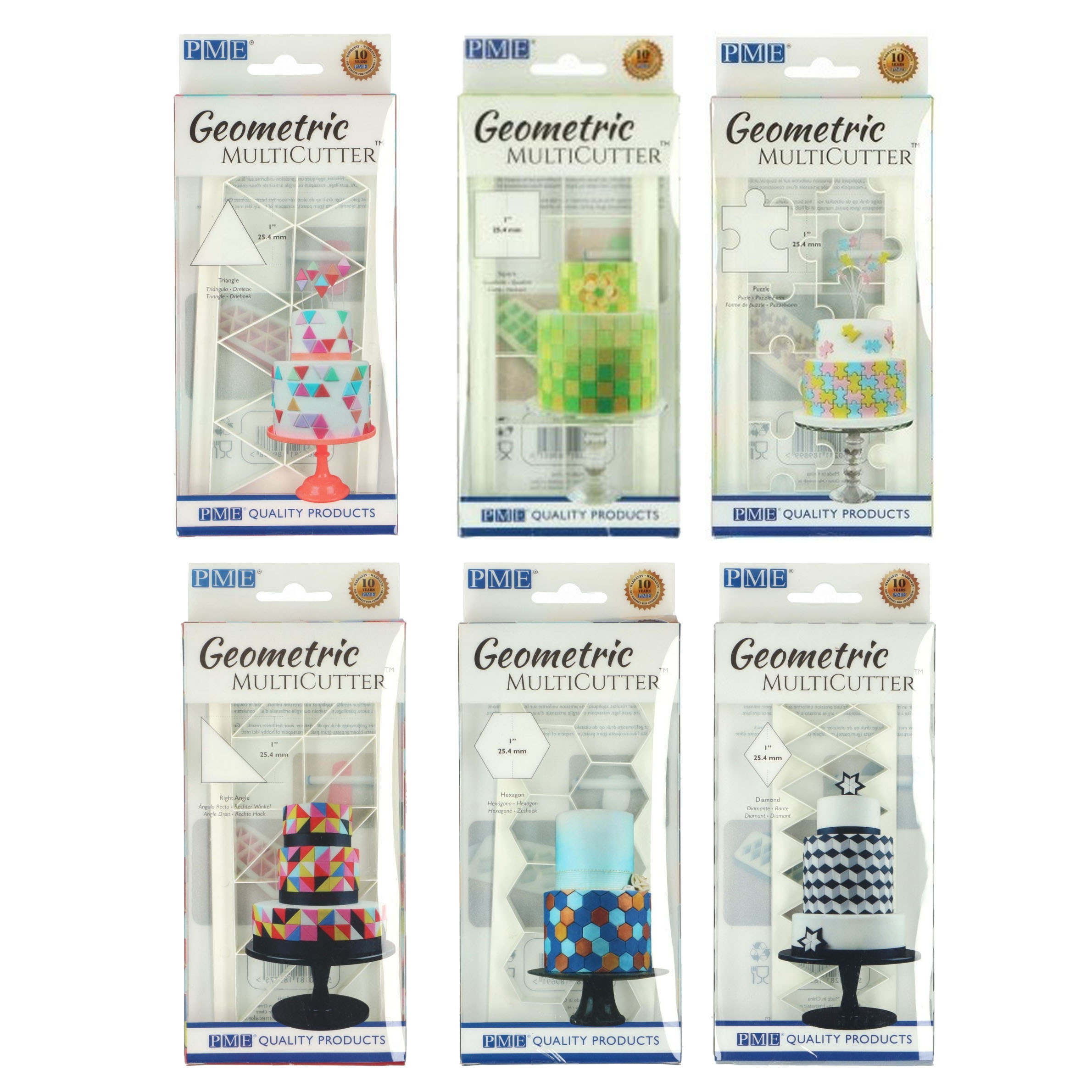 Geometric Cutter - diverse modellen