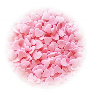 Suikerconfetti Hartjes
