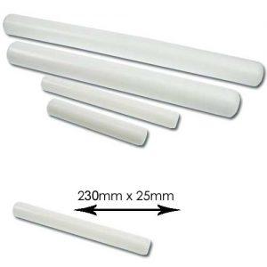 8486 Rolstok Polyethyleen - 230 mm