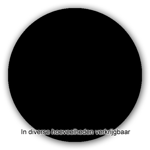Rol Fondant - Zwart