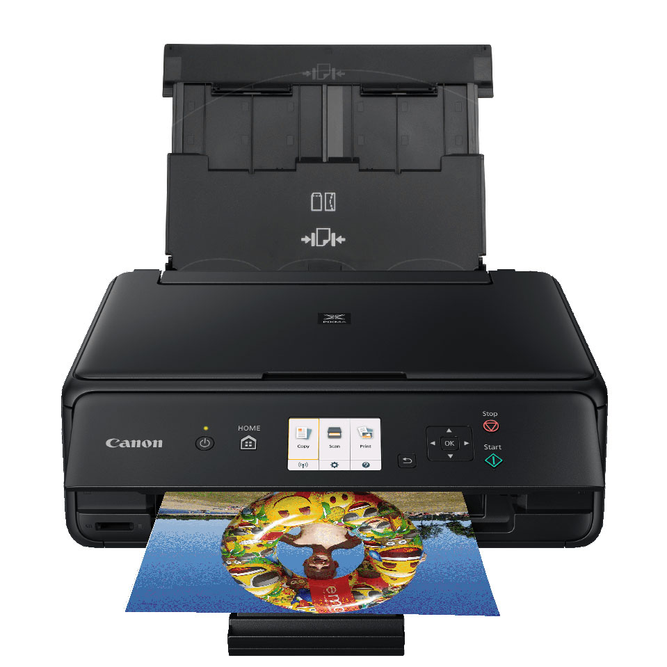 FoodPrinter A4 - Canon Pixma TS5050 + 1 set cartridges