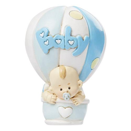 Baby in Luchtballon - Jongen