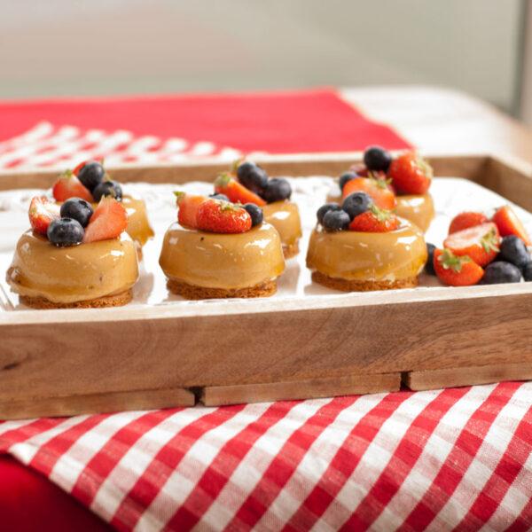 Workshop Voorjaars Dessert / Gebakje