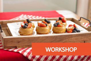 workshop dessert
